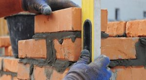 Brick-masonry-work