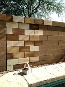 Decorative-Concrete-Block-Wall