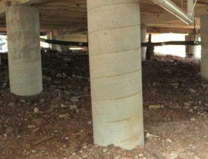 concrete-piers