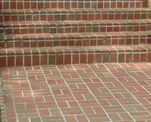 brick-steps-installation